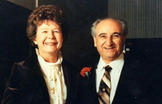 Edward and Jill Di Loreto